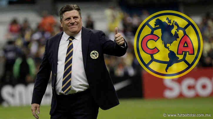 Miguel Herrera renovará este jueves con América