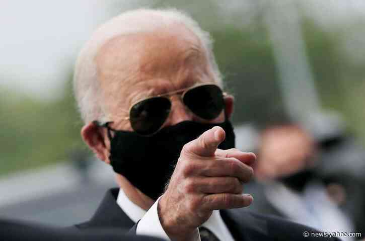 Top campaign advisor says Biden would sanction China over Hong Kong