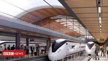 HS2: Plans for East Midlands transport hub link unveiled
