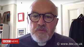 Vicar 'disappointed' over lockdown fines review