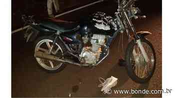 Condutor de moto morre após bater de frente com caminhão em Marialva - Bonde. O seu Portal de Notícias do Paraná