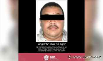 """En Sayula, Veracruz, detienen al """"Tigre"""", cabecilla del CJNG - Uno TV Noticias"""