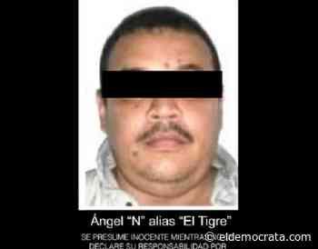 Presunto jefe de plaza en Sayula de Alemán es detenido por SP - El Demócrata