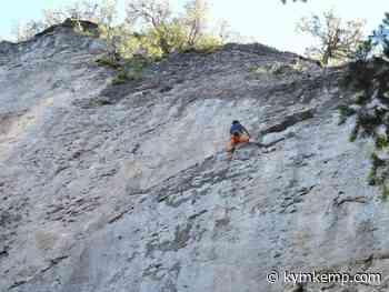 Rock On! Climbing Arêtes in Trinity County – Redheaded Blackbelt - Redheaded Blackbelt