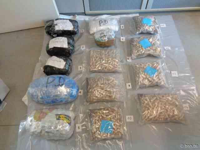 Drogenfund auf der A6 bei Ilshofen: Polizei stellt 48 Kilogramm Heroin sicher - BNN - Badische Neueste Nachrichten