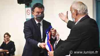Franck Leroy en place pour son nouveau mandat de maire d'Epernay - L'Union