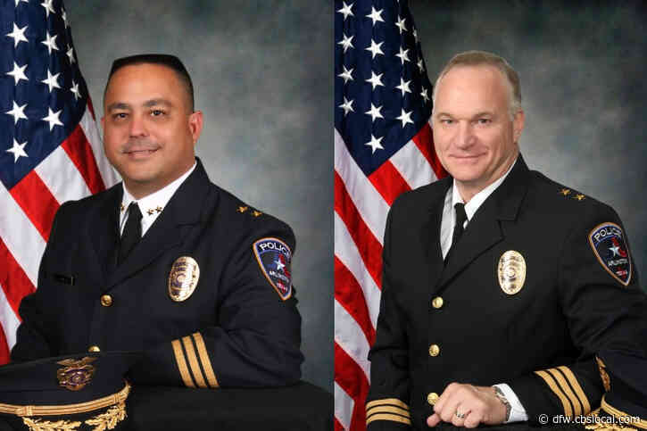 2 Assistant Chiefs To Lead Arlington Police Department During National Search For Will Johnson's Replacement