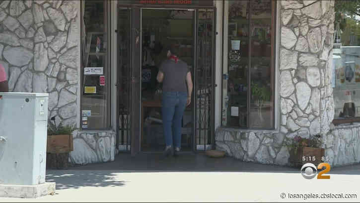 Store Owners Prepare To Reopen For In-Person Shopping With Safety Guidelines Including Limited Capacity, Masks
