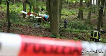 76-jähriger Pilot stirbt bei Flugzeugabsturz in Borkhausen | Lokale Nachrichten aus Blomberg - Lippische Landes-Zeitung
