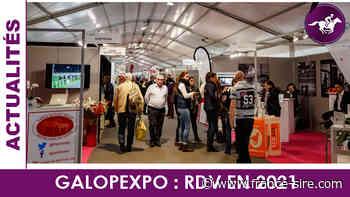 Le prochain salon Galop Expo de Deauville programmé en 2021 - France-sire