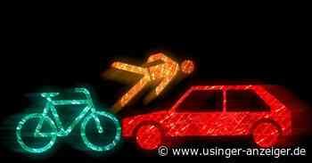 Wehrheim: Fahrradfahrer verletzt - Usinger Anzeiger