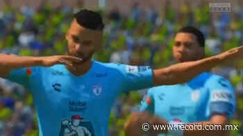 Pachuca se convirtió en el segundo clasificado a la eLiguilla - Diario Deportivo Record