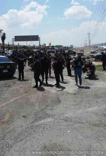 Vinculan a cinco involucrados en agresiones sobre la Pachuca-Actopan - Independiente de Hidalgo