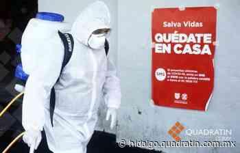 Se aceleran contagios de Covid 19 en corredor Pachuca-Tizayuca - Quadratín Michoacán