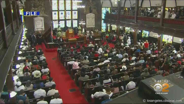 Pastors Decline To Return To Church Despite Easing Of LA County Guidelines