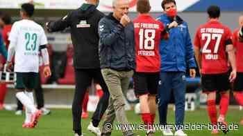 Fußball: SC Freiburg unterliegt Bremen 0:1 - SC Freiburg - Schwarzwälder Bote