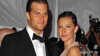 Topmodel Gisele Bündchen & Football-Star Tom Brady geben Details aus ihrem Liebesleben preis - RTL Online