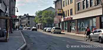 Saint-Vallier Ouest et la 3e Avenue deviennent piétonnes - Le Soleil - Groupe Capitales Médias