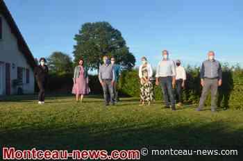 Saint-Vallier : Denis Beaudot repart en campagne « Montceau News   L'information de Montceau les Mines et sa region - Montceau News