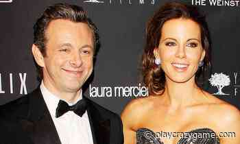 The emotional reaction of Kate Beckinsale and Michael Sheen to find out that his daughter was accepted at ... - Play Crazy Game