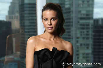 """What you want to do Kate Beckinsale """"when you grow up"""" - Play Crazy Game"""