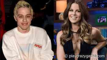 Kate Beckinsale finally talks about her relationship with Pete Davidson - Play Crazy Game