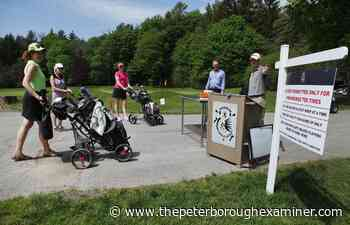 Golfers flocking to hit the links in Peterborough - ThePeterboroughExaminer.com