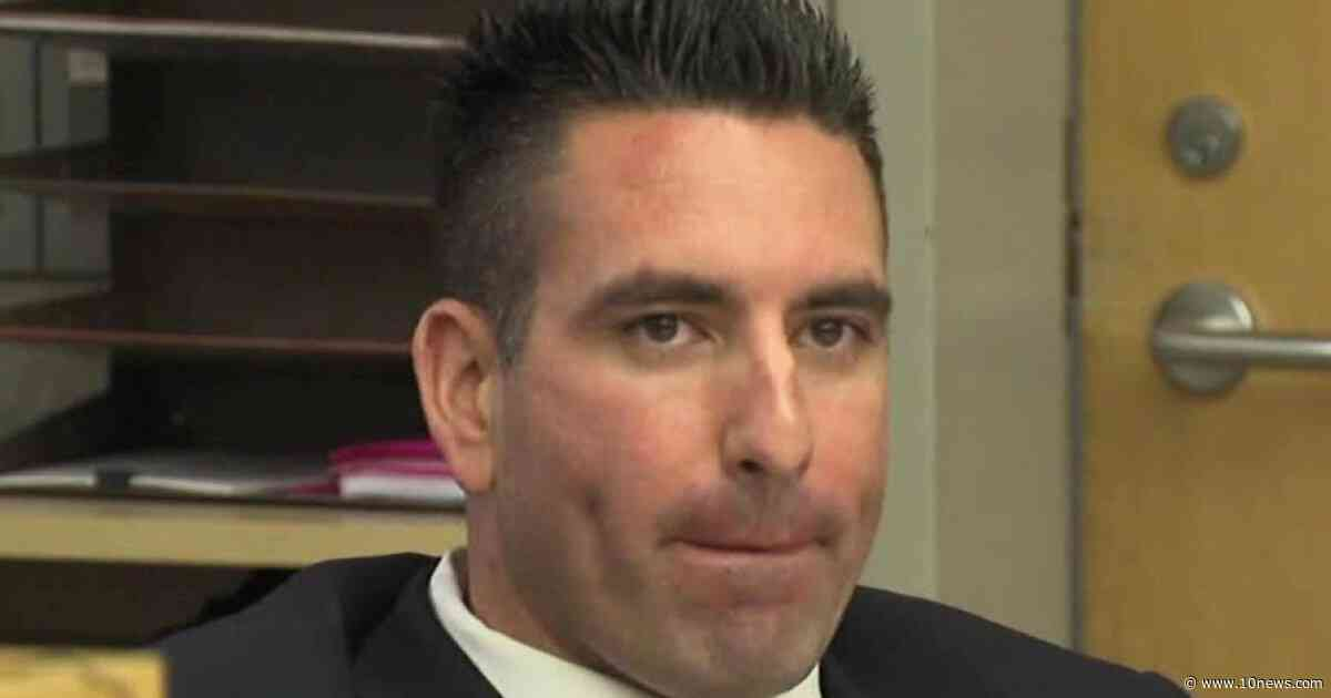 Ex-San Diego deputy Richard Fischer released from jail after pleading guilty in sex misconduct case - 10News