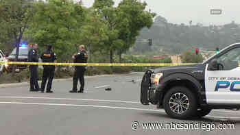 Car Hits, Kills Pedestrian in Oceanside, Investigation Ongoing - NBC 7 San Diego