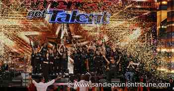 San Diego's homeless choir advances to America's Got Talent finals - The San Diego Union-Tribune