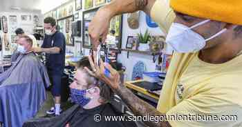 San Diego salons are open — and expecting an avalanche of business - The San Diego Union-Tribune