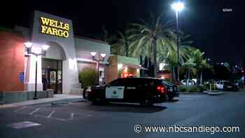 'A Hot Pocket?' Man Breaks Into Wells Fargo Bank in San Diego, Allegedly to Use Microwave - NBC 7 San Diego