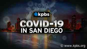 Live Blog: San Diego Zoo, SeaWorld Among Plan Reopening As COVID-19 Cases Rise To 6983 - KPBS
