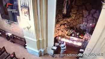 Formigine catturati ladri seriali di offerte dei fedeli in chiesa. Presi dopo otto furti - La Gazzetta di Modena