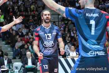 Monza: Confermato il centrale Beretta - Volleyball.it
