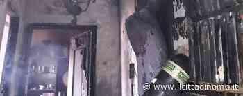 Monza, incendio al quarto piano di uno stabile di via Prati: due appartamenti inagibili - Il Cittadino di Monza e Brianza