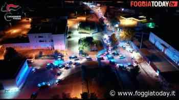VIDEO - Massiccio intervento di carabinieri e cacciatori a San Severo: le immagini dell'operazione 'Ripristino' - FoggiaToday