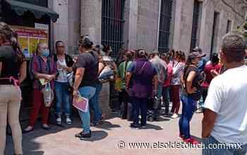 Familiares de presos del penal de Tenancingo piden ver a sus familiares - El Sol de Toluca