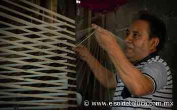 A partir de rebozos hacen cubrebocas en Tenancingo - El Sol de Toluca