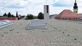 Wolnzach: Das Dach ist dicht - Zeit der Wassereinbrüche ist zu Ende: Arbeiten am Hopfenmuseum sind seit wenigen Tagen abgeschlossen - donaukurier.de