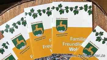 Wolnzach: 'Familienfreundliches Wolnzach' - Neue Informationsbroschüre liegt seit kurzem in Rathaus, Marktservice und verschiedenen Geschäften auf - donaukurier.de