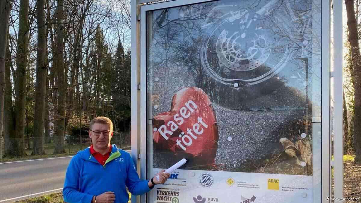 Taufkirchen: Motorradfahren kann tödlich sein | Taufkirchen (Vils) - Merkur.de
