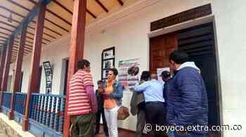 En Susa, Cundinamarca, saquearon 400 millones de pesos de la Alcaldía - Extra Boyacá