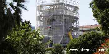 A Menton, la tour de la Noria va retrouver son lustre du XVIe siècle - Nice-Matin