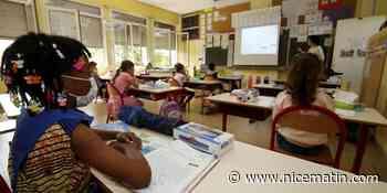Environ 500 enfants ont repris l'école à Menton ce lundi - Nice-Matin