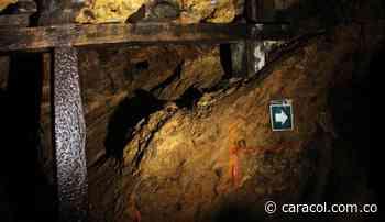 Cerraron una mina de carbón ilegal en Samacá, Boyacá - Caracol Radio
