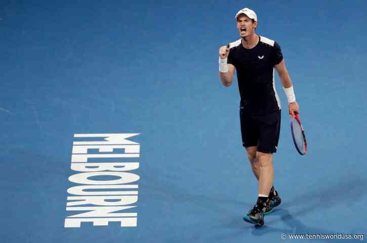Per report, Andy Murray could play National Championships if fit enough