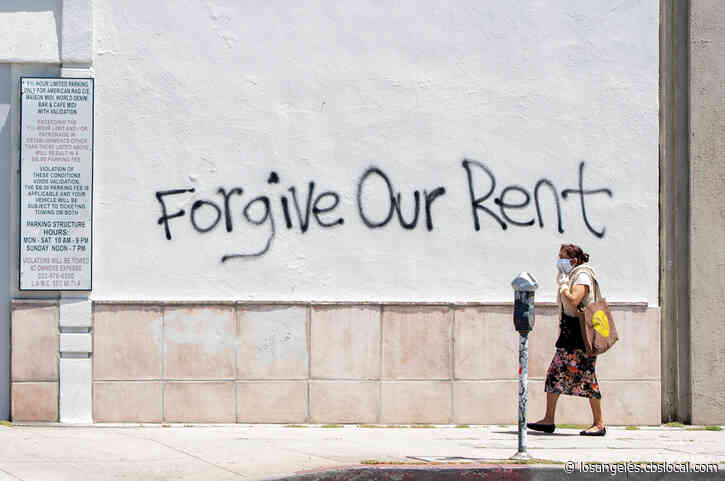 'People Are Struggling': LA City Announces $100M Relief Program For Renters, Landlords