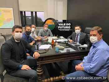 Prefeito de Cotia pede que cidade integre o plano de flexibilização da quarentena - Cotia e Cia