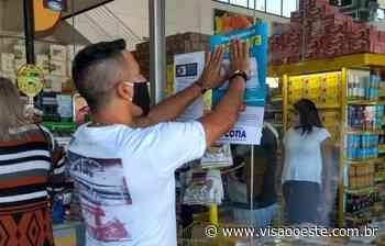 Prefeitura de Cotia fiscaliza e orienta comércios essenciais sobre uso obrigatório de máscara - Portal Visão Oeste